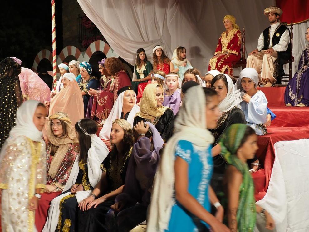 La Morisma de Aínsa, en su 50 aniversario, se aplaza al próximo año