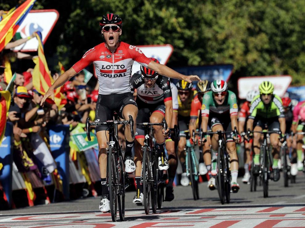 La Vuelta ciclista anuncia que elimina las dos etapas que pasaban por Portugal