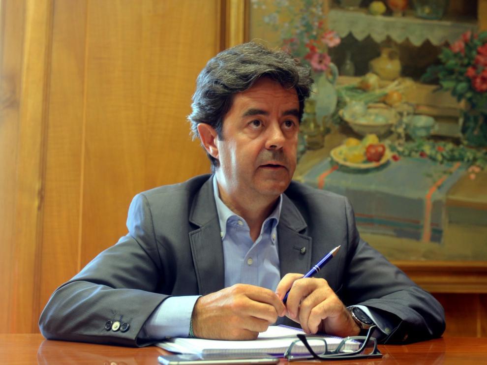 Luis Felipe achaca a la falta de personal el error con Periferias