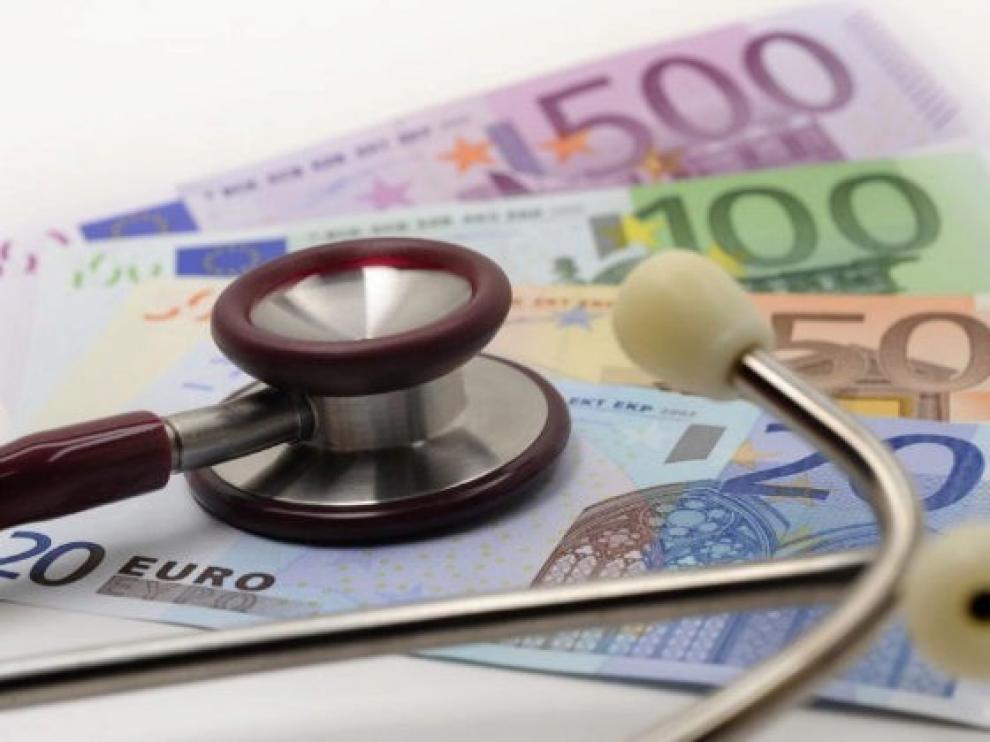 El presupuesto sanitario de los aragoneses asciende a 1.555 euros por habitante