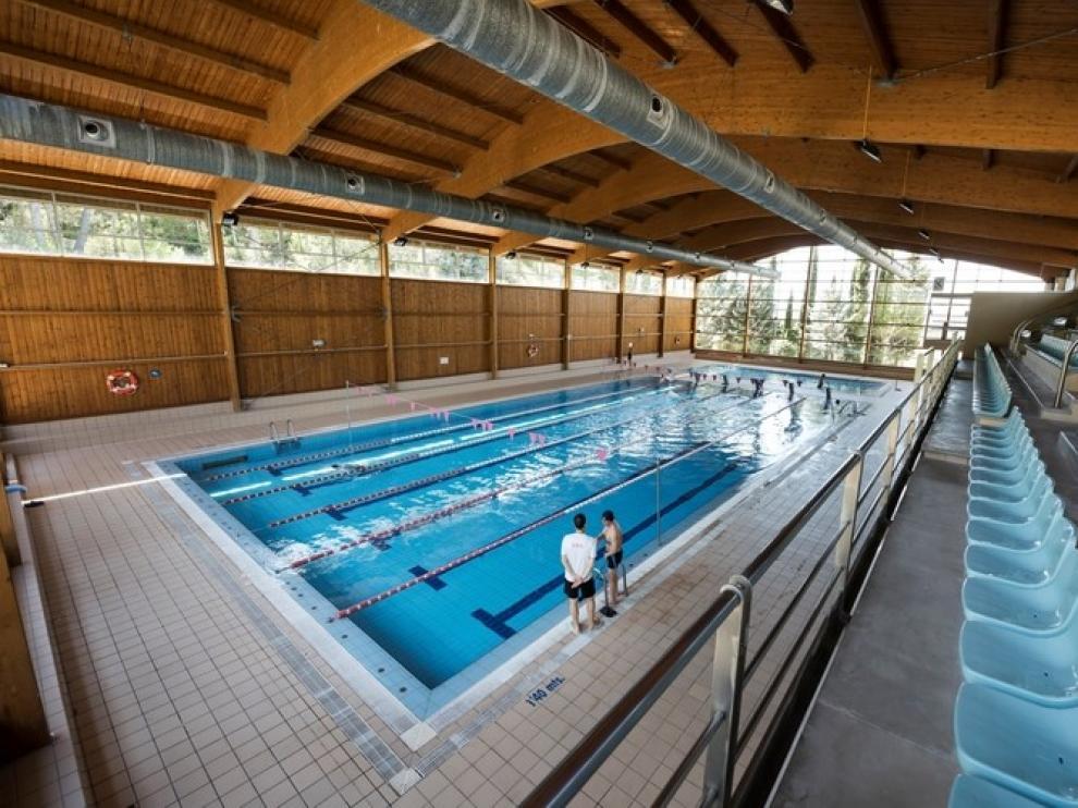Ciudadanos Barbastro reclama que se licite el contrato de la piscina climatizada