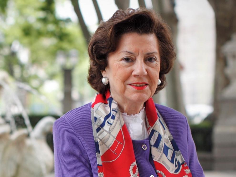 La oscense María Teresa Estevan Bolea gana el Premio Nacional de Ingeniería Industrial