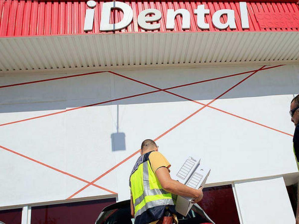 El juez de iDental suspende las reclamaciones de los bancos a los afectados