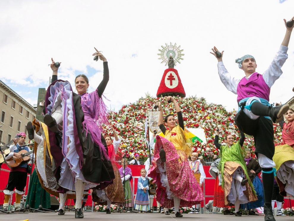 Zaragoza ultima unas fiestas del Pilar más inclusivas en este 2019