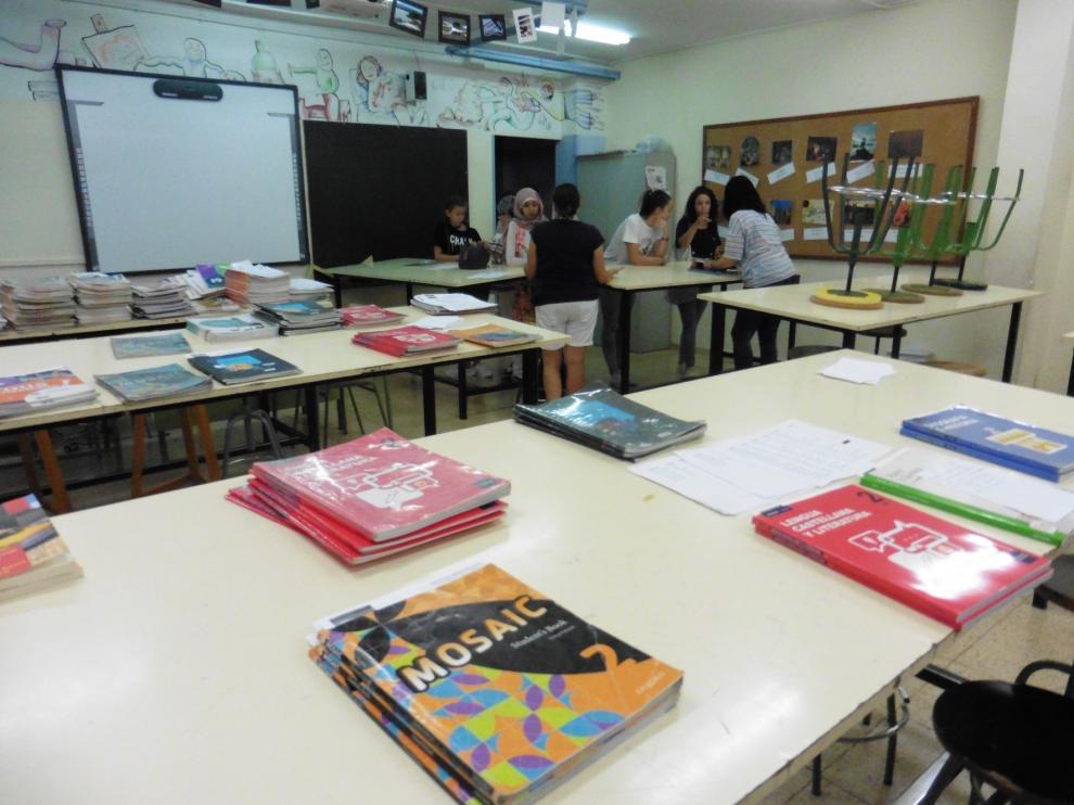 La Administración educativa identificará al alumnado de Sabiñánigo y Jaca en riesgo de exclusión