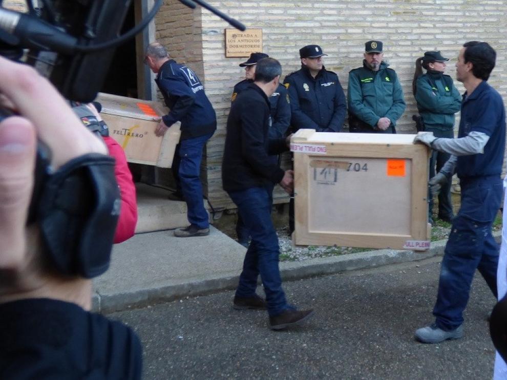 El abogado de Sijena denuncia a la conservadora del Museo Lérida por falso testimonio