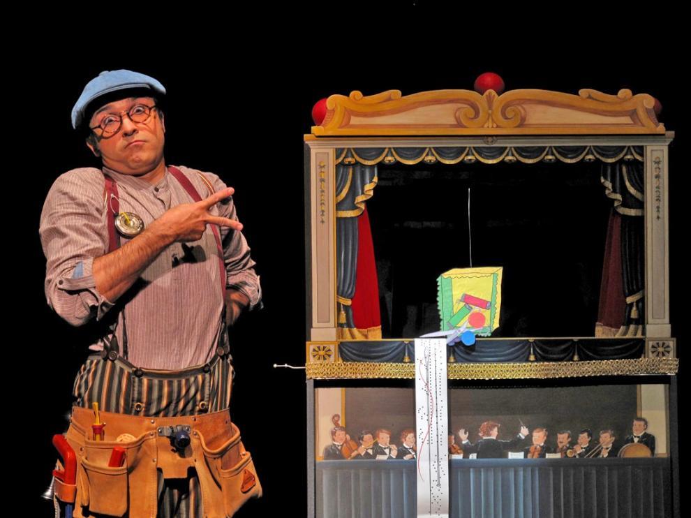"""""""Menudo Teatro"""" vuelve con teatro, circo, títeres y magia"""