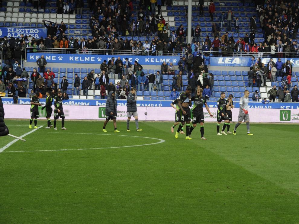 El Huesca recibirá al Alavés el sábado 16 de marzo a las 13 horas