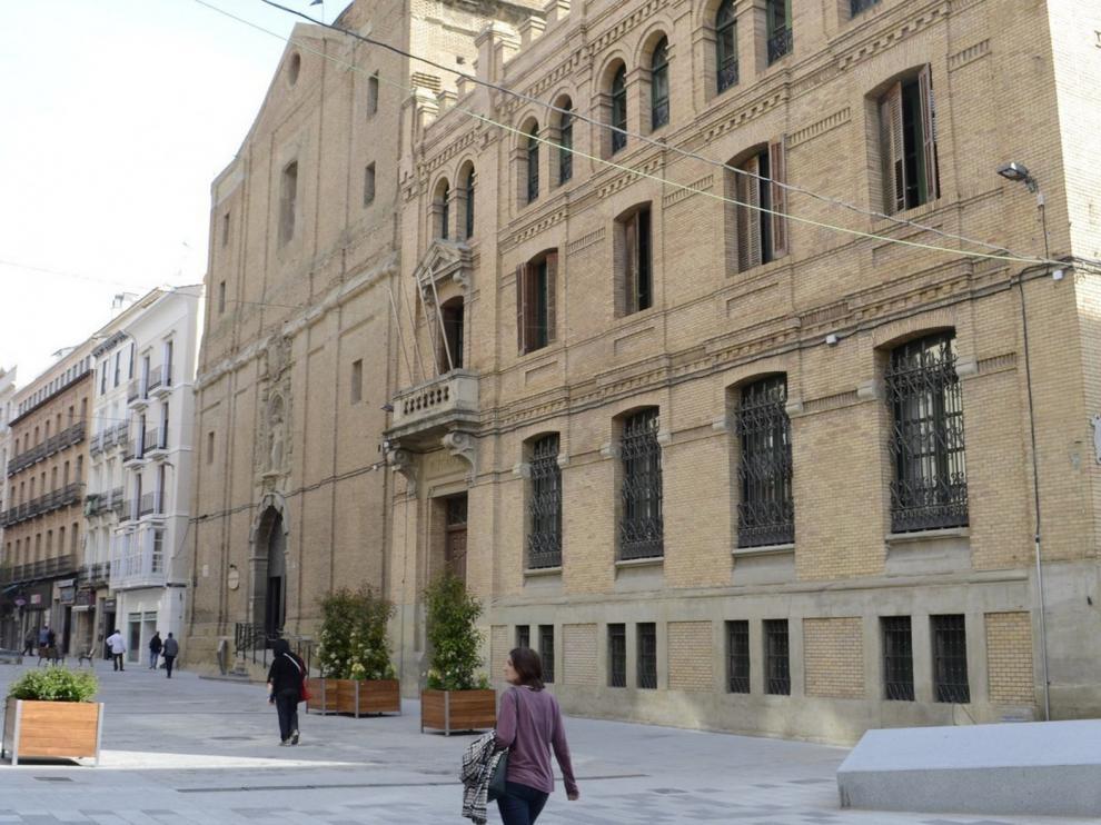 La Comarca de la Hoya de Huesca abrirá una nueva sede en el edificio de los antiguos juzgados