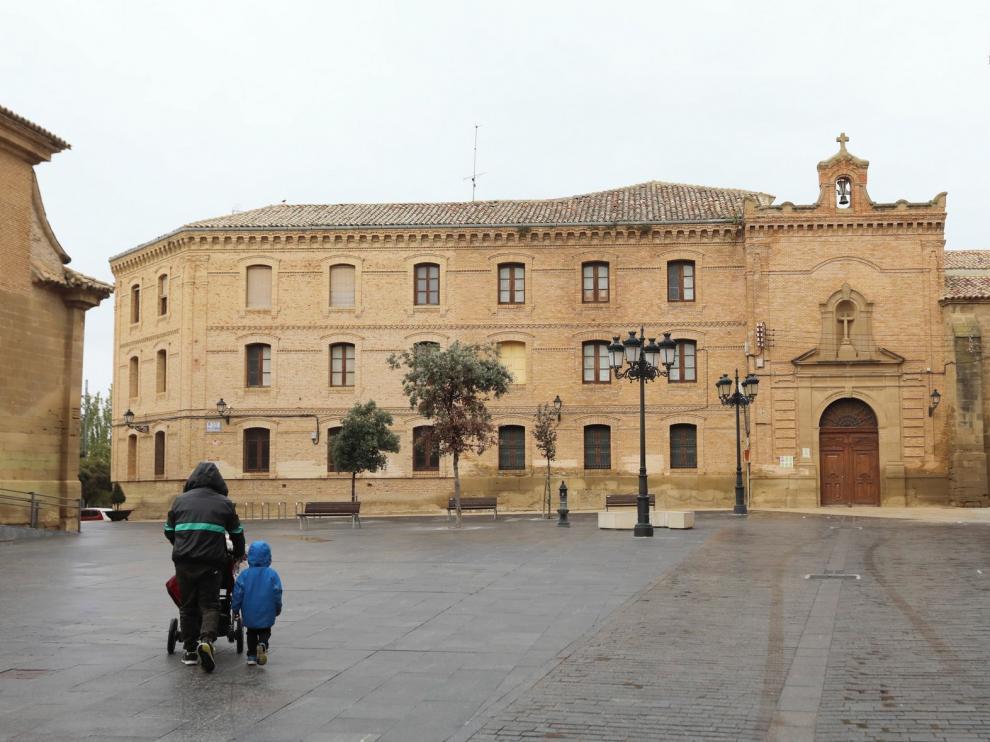 La capital oscense alcanza su récord de población con 53.587 habitantes debido al repunte de extranjeros