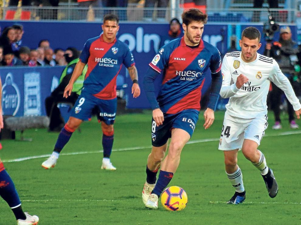 El Huesca-Atlético de Madrid abrirá la segunda vuelta el sábado día 19 a las 18:30 horas