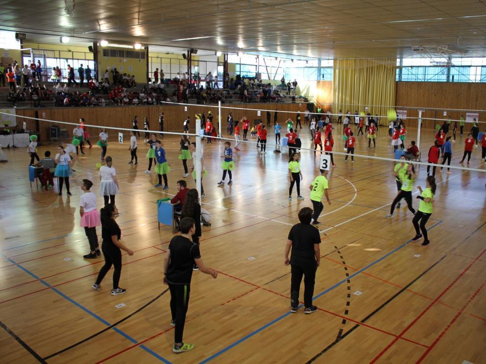Las jornadas de Educación Física, el 20 y el 21 en Huesca