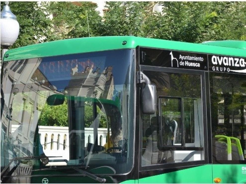El Ayuntamiento de Huesca restablecerá el servicio de bus urbano a El Alcoraz