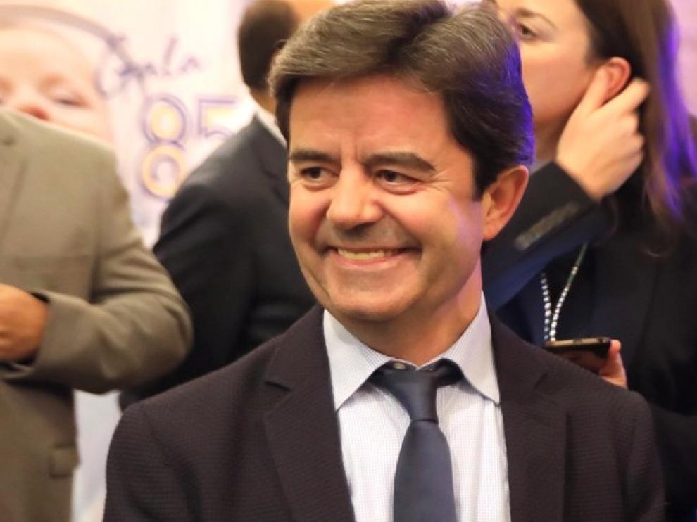 Luis Felipe sostiene que Huesca necesita un alcalde con dedicación exclusiva