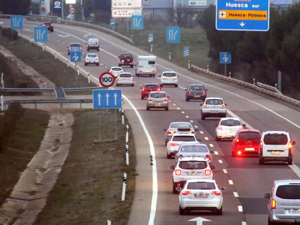 El 25% de los fallecidos en accidente en la provincia de Huesca en 2018 no llevaba cinturón de seguridad
