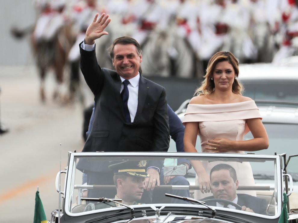 """Bolsonaro afirma que Brasil comienza a """"liberarse del socialismo"""""""