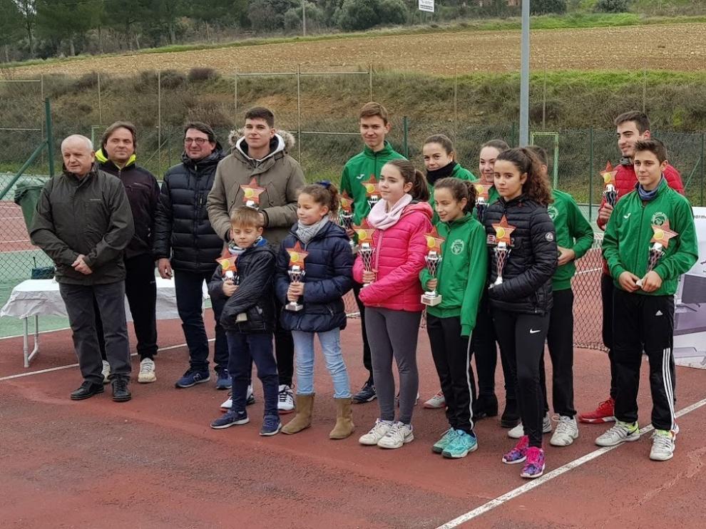 Cano y Aznar, subcampeones del Master Regional 2018
