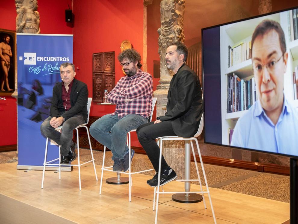La gran imaginación de los escritores aragoneses triunfa a nivel nacional