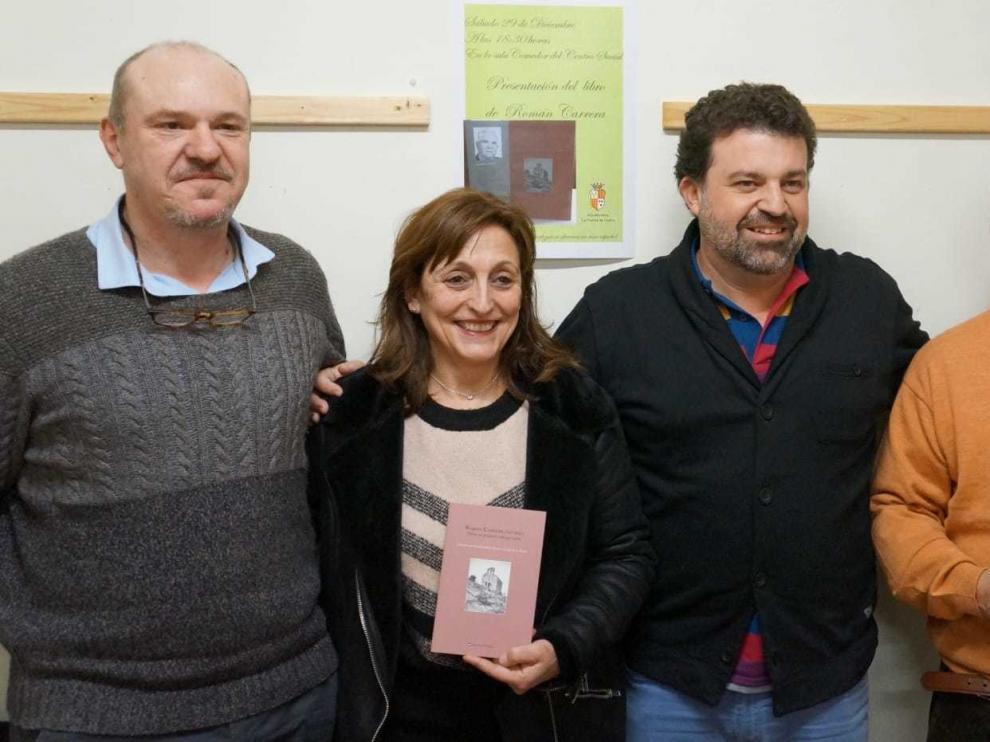 Sale a la luz la obra en aragonés ribagorzano de Román Carrera