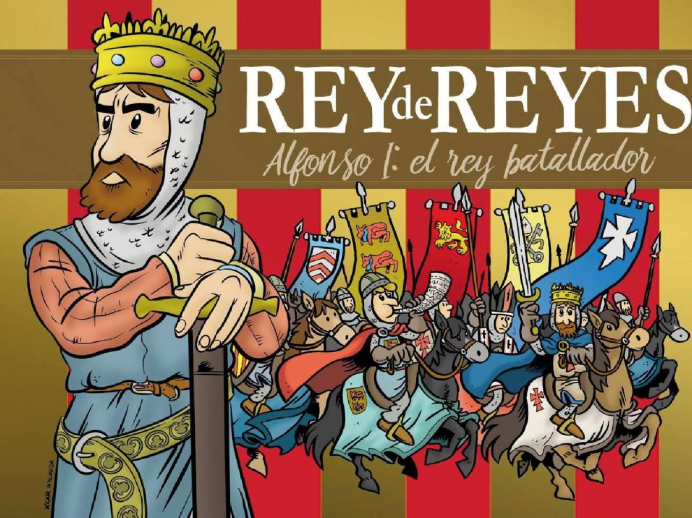 """""""Rey de Reyes"""" plasma la biografía de Alfonso I"""