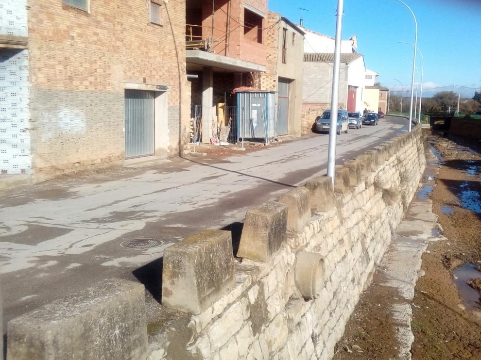Próximo inicio de las obras de mejora de la avenida de la Autonomía de Ballobar