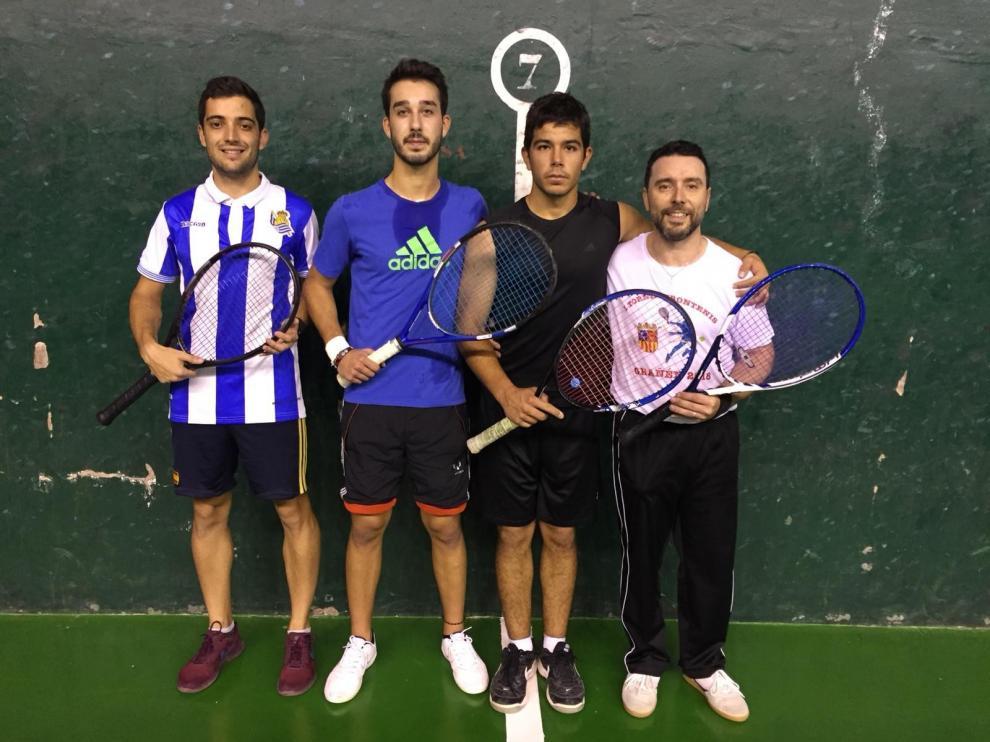 Torres-Salguero, directos al título