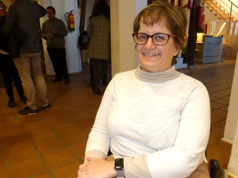 """Marta Valencia: """"La movilidad es vital para las decisiones que toma una persona"""""""