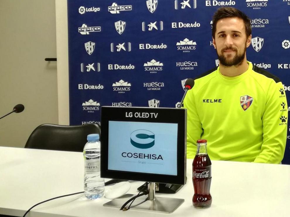 """Miramón: """"Creo que jugadores, club y afición nos merecemos la victoria"""""""