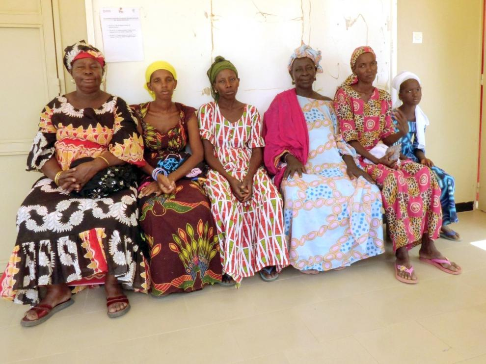 Huesca mejora la asistencia sanitaria en Senegal