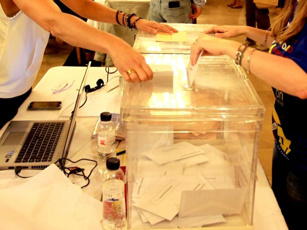 Los extranjeros residentes en Aragon ya se pueden inscribir para votar en las municipales