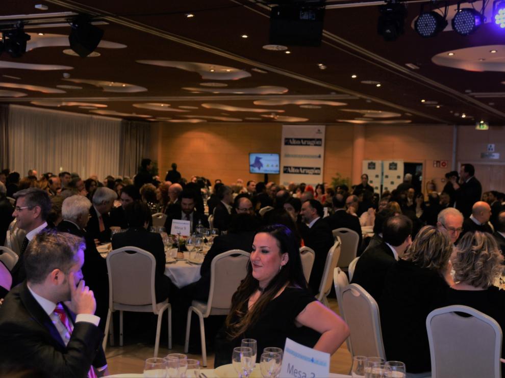 La AD Zoiti 89 Natación consigue el premio de Altoaragoneses del Año