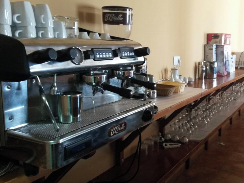 La Comarca de Los Monegros ofrece formación para trabajar en residencias y cafeterías