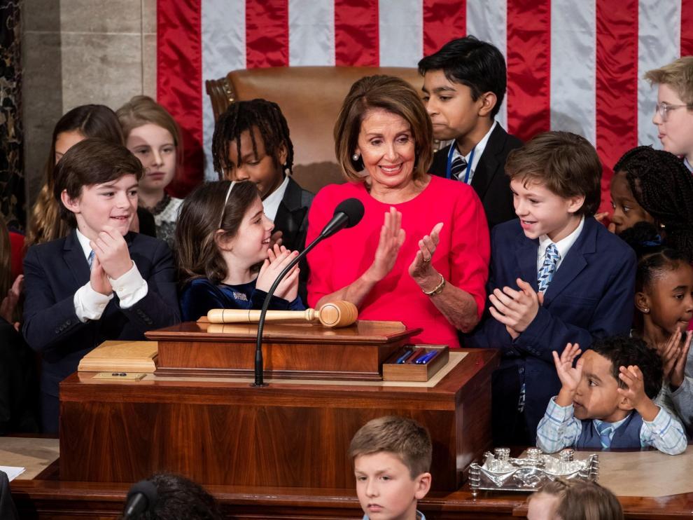 El Congreso de EEUU inicia etapa con un cierre en la Administración