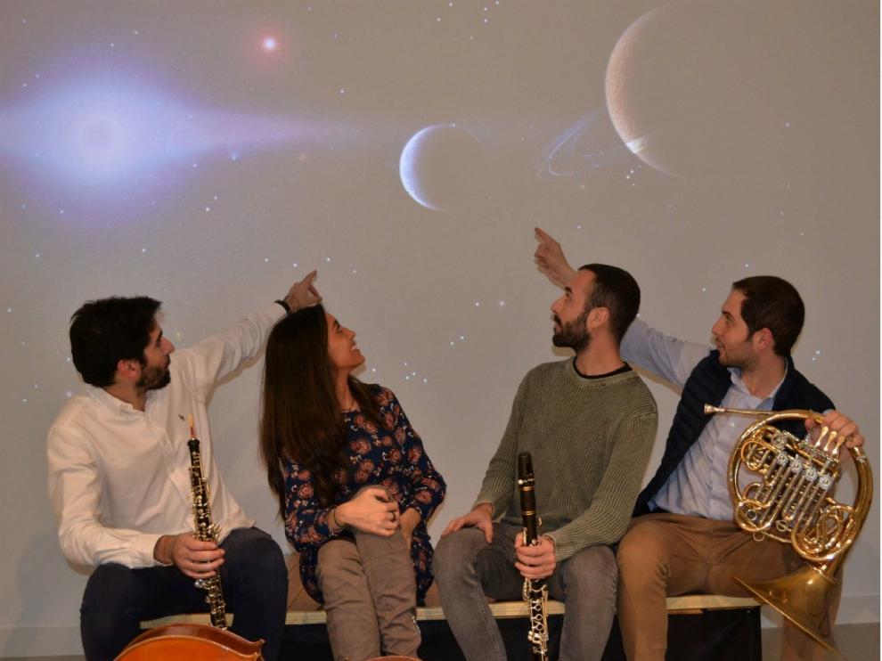 El Planetario ofrece este viernes un recital de música clásica e imágenes del Universo