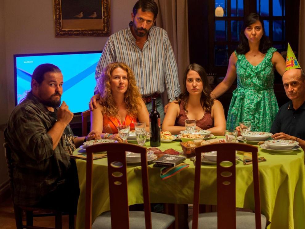 """Cerdos, drogas y chantajes en la serie """"Matadero"""" de Antena 3"""