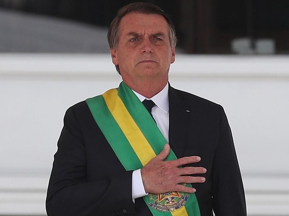 """Bolsonaro dispuesto expulsar al """"comunismo"""" de Brasil"""