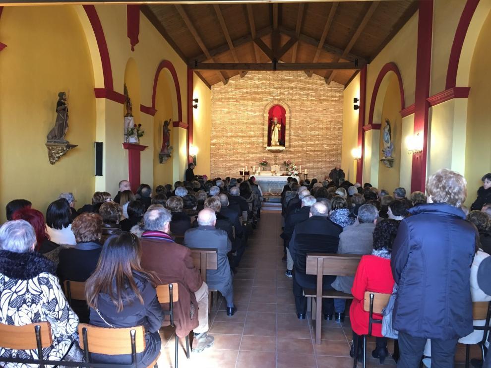 Zaidín volverá a vestirse de fiesta del 16 al 20 de enero para festejar a San Antón