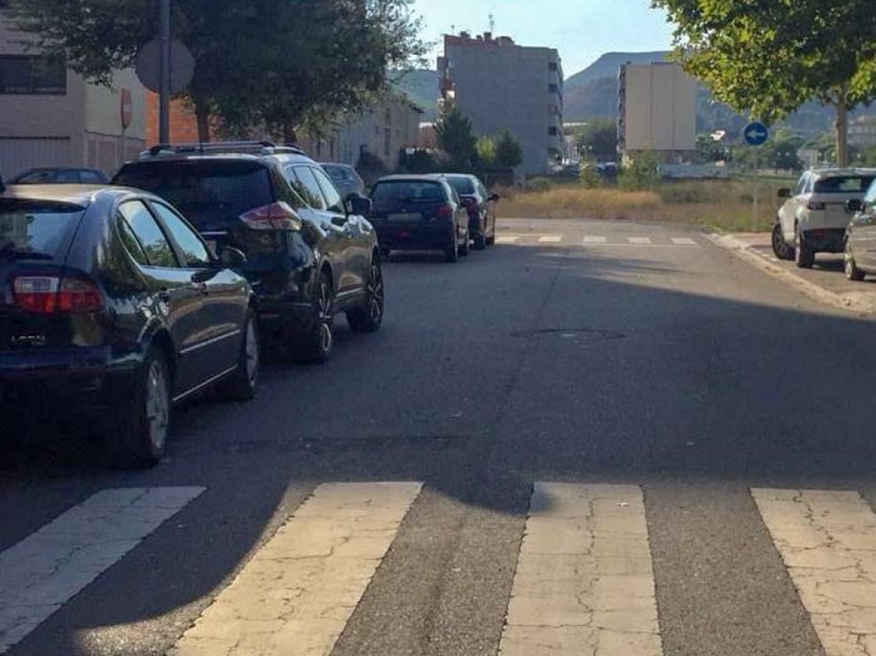 Licitada la prolongación de la calle Teruel de Fraga