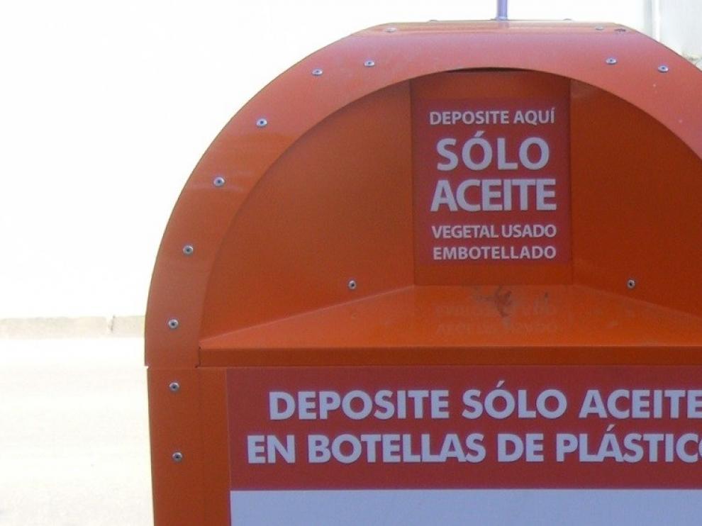 La Comarca del Cinca Medio invierte 36.000 euros en la recogida de aceite usado