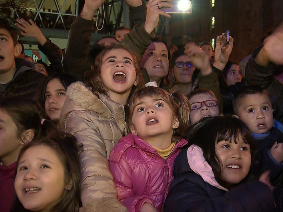 Los Reyes Magos repartirán sus regalos en directo en Aragón TV