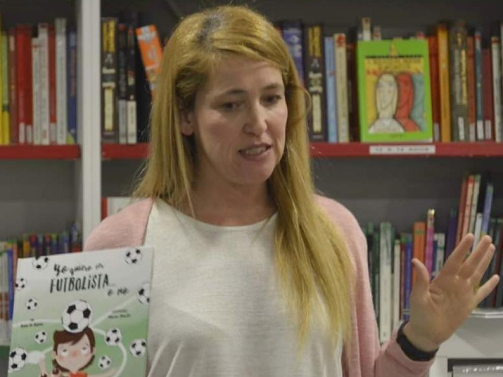 """Ana de Arbués: """"Aprender a perder es un punto de inflexión para niños y familias"""""""