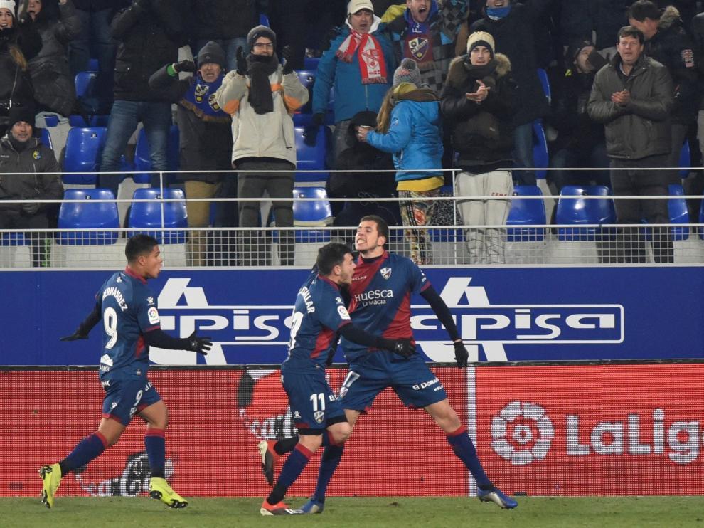 Huesca-Real Betis: Remontada de épica y magia