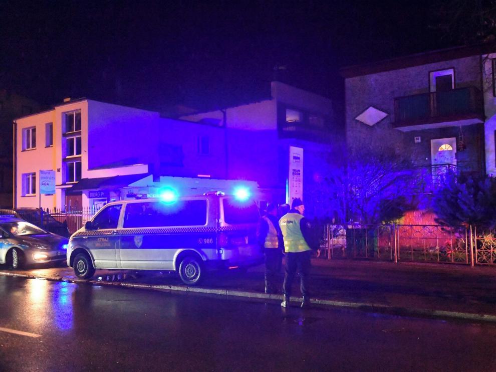 Cinco adolescentes mueren en un incendio en Polonia durante un juego de escape