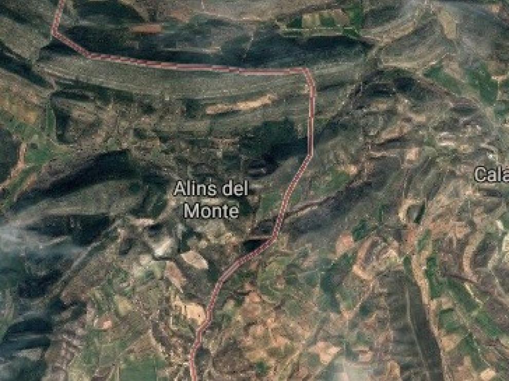 Muere un vecino de Fonz al chocar su moto con un tractor en Calasanz
