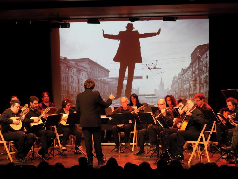 Música de cine para el Concierto de Reyes de Atenea