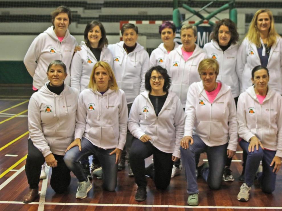 Club Baloncesto Femenino Huesca sigue siendo todo un referente