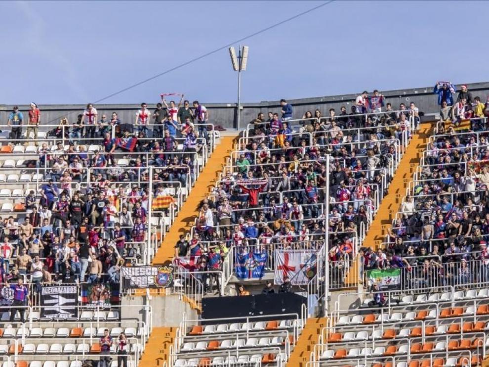 Las entradas para el Leganés-Huesca, a la venta martes y miércoles por 30 euros