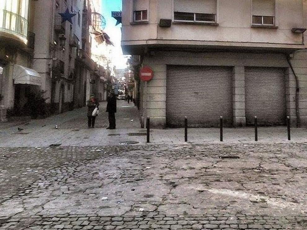Jaca adjudica la reurbanización de la calle Ramiro I