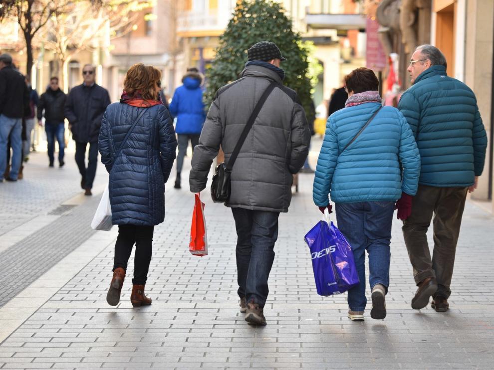El Gobierno de Aragón recomienda planificar las compras para adquirir solo lo necesario