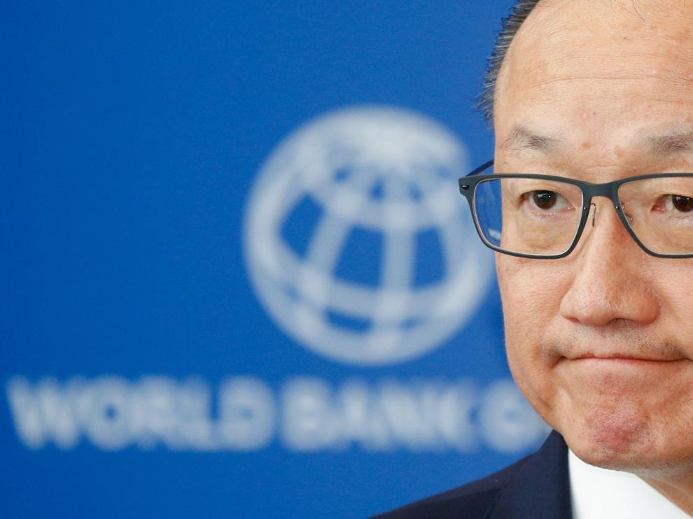 Dimite el presidente del Banco Mundial, Jim Yong Kim, tras seis años de mandato